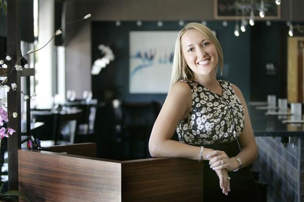 Stephanie Kendall of Carpe Diem Wine Bar