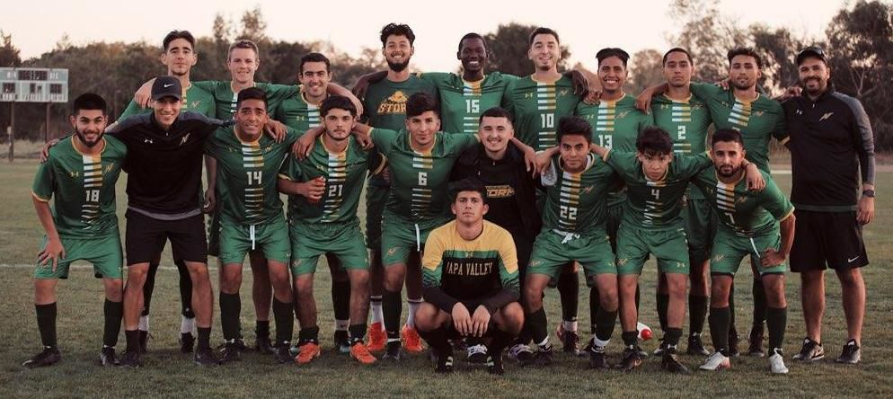 Napa Valley College men's soccer team