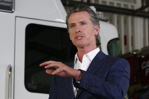 Union leaders: California governor to propose 10% pay cut