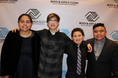 Boys & Girls Club Youth of the Yaer