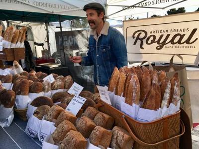 Royal Artisan breads