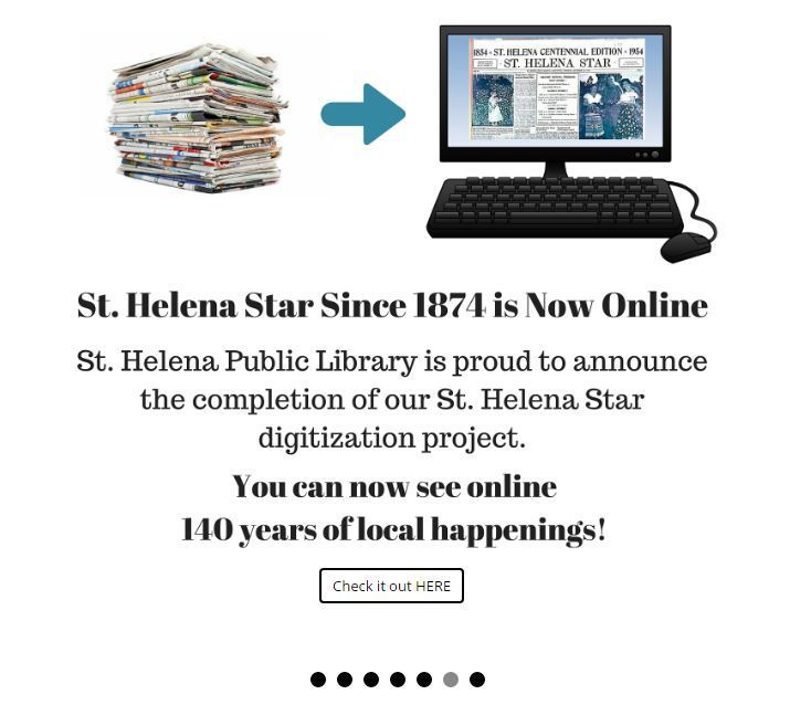 Linking to digital issues of the Star