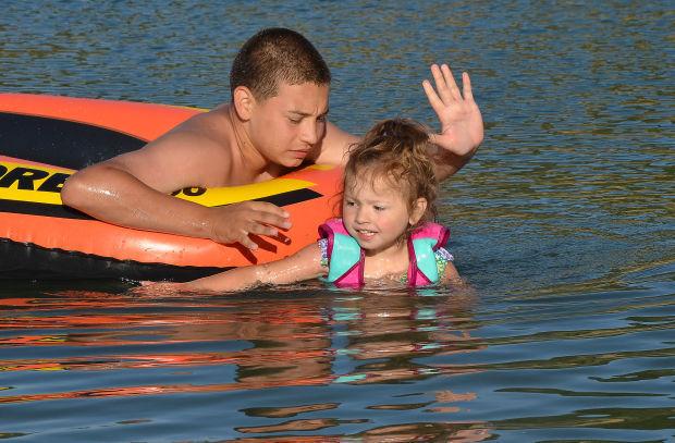 Memorial Day weekend at Lake Berryessa 5