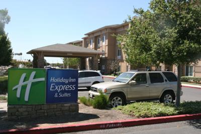 Holiday Inn Express American Canyon (copy)