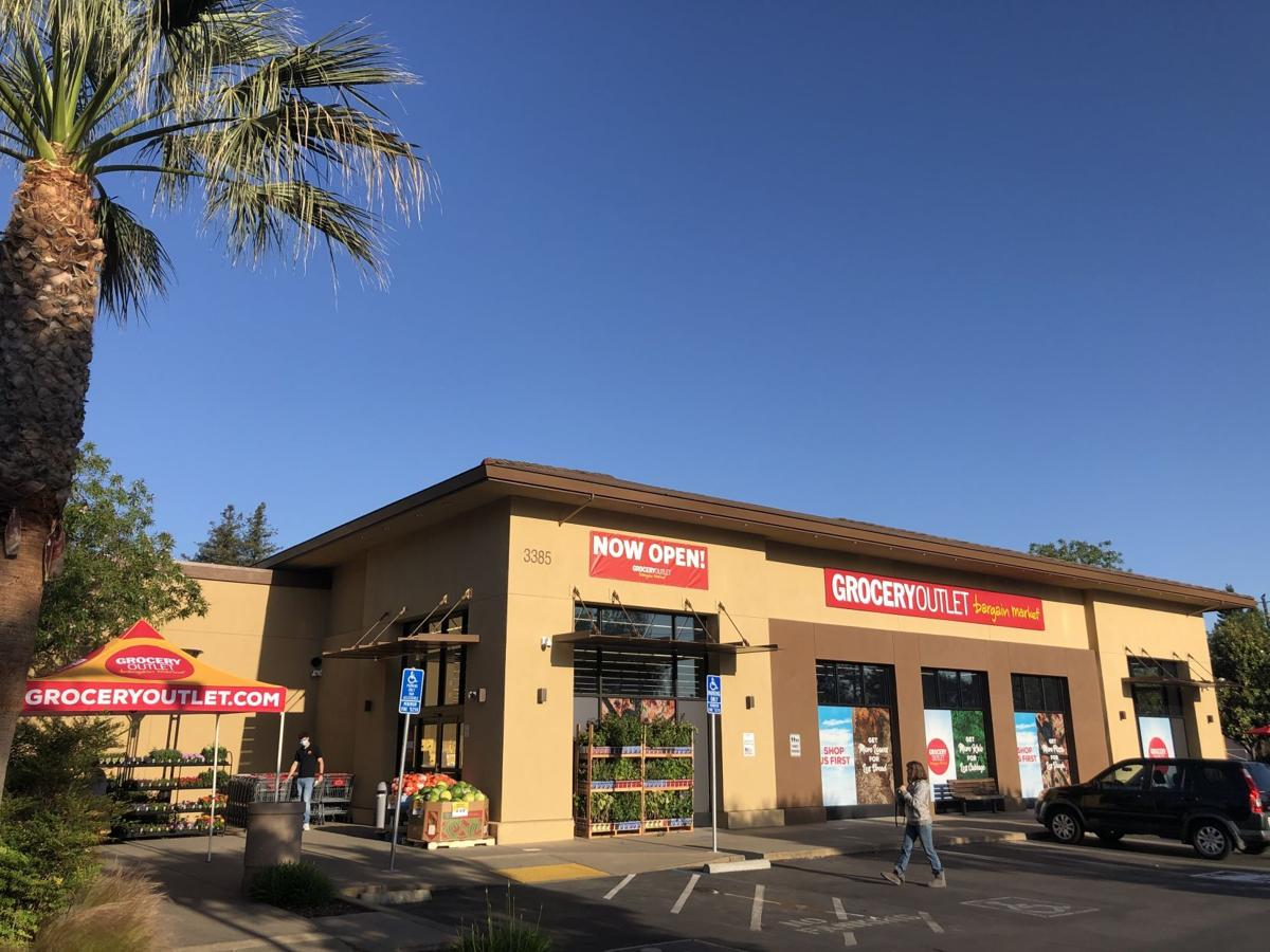 Grocery Outlet north Napa