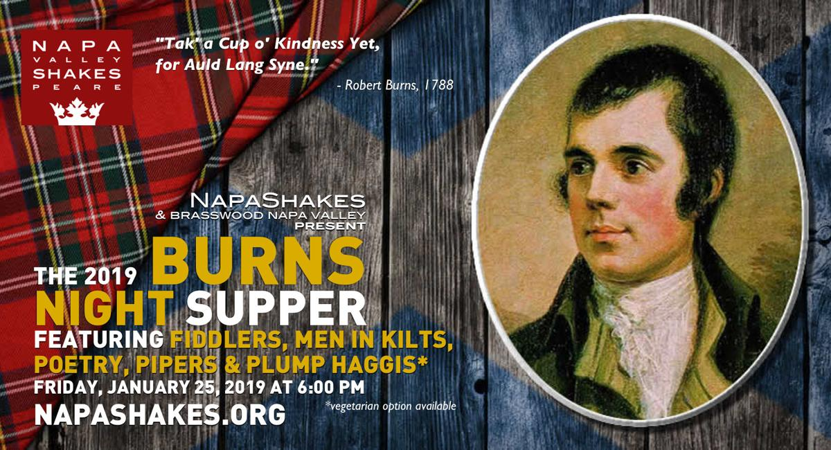 Burns Supper Announcement Logo