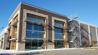 Napa Logistics Park Building 1 2017