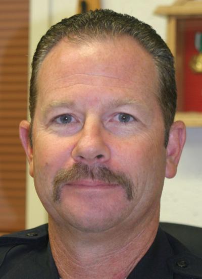Police Chief Chris Hartley