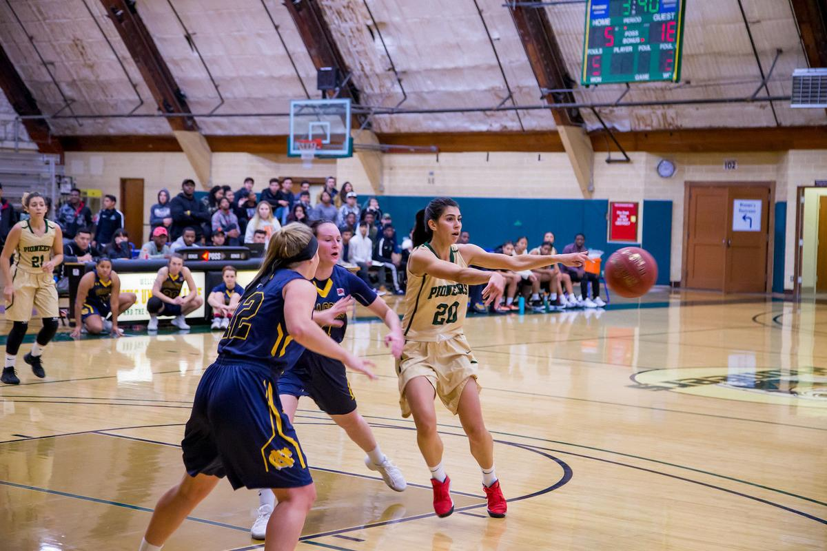 Pacific Union College women's basketball