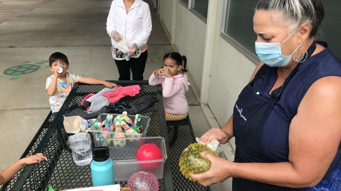 Napa County public preschools reopen with new COVID-19 procedures