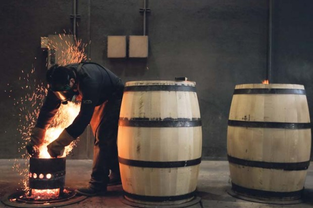 oak barrels stacked top. Building A Perfect Wine Barrel Oak Barrels Stacked Top H