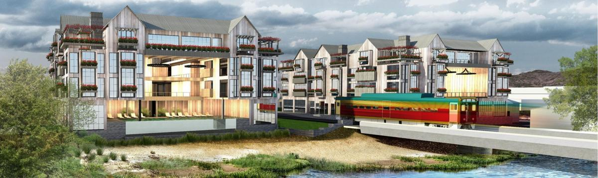 Oxbow hotel project