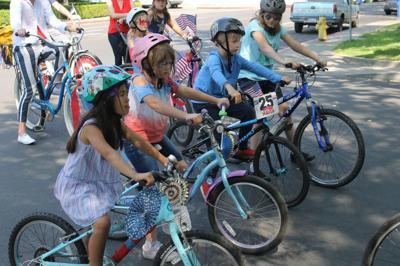 St. Helena Bike Parade