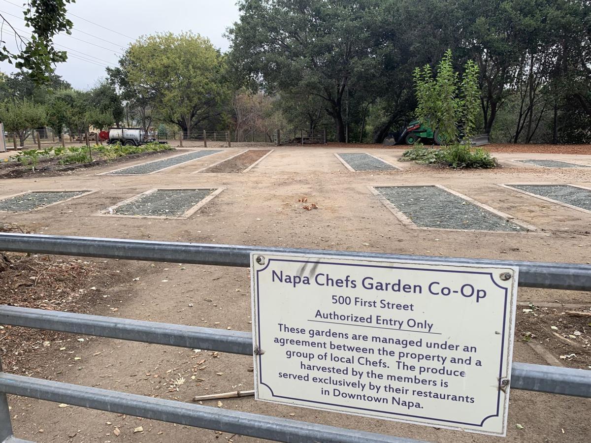 Oxbow Yard in Napa