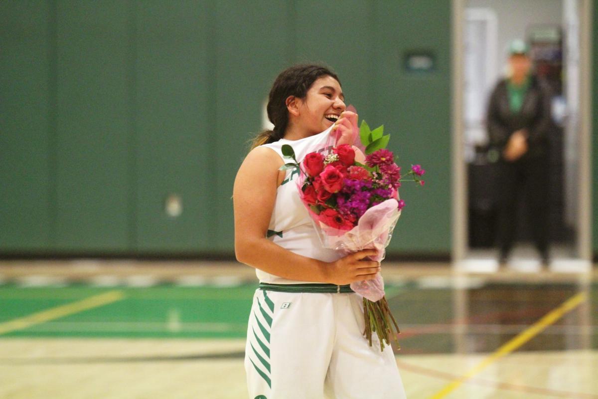 Gilda Rojas Reaches 1,000 Points