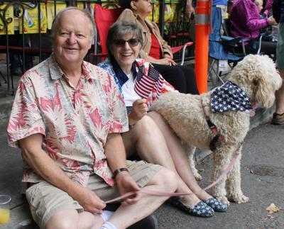 Jim and Kathy Flamson
