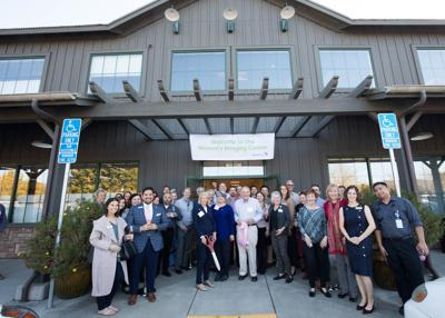 Adventist Health hosted a ribbon cutting at its new Women's Imaging Center in St. Helena.