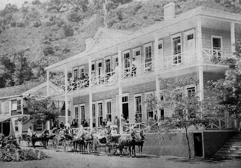 White Sulphur Springs Resort