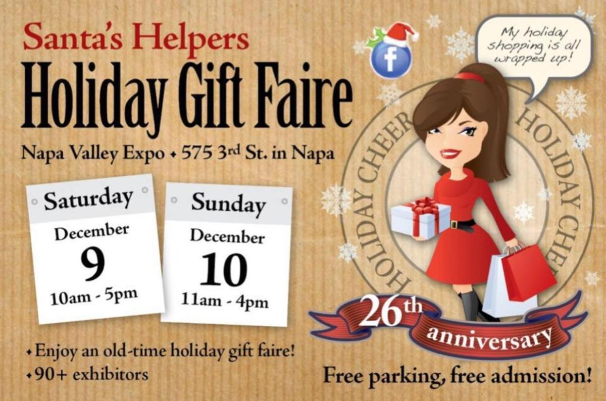 Santa's Helpers Gift Faire
