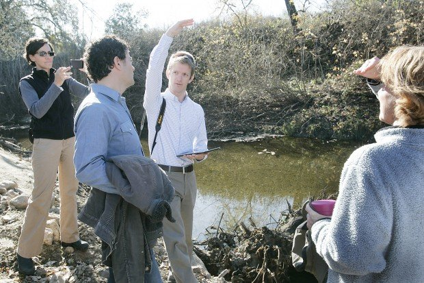 Napa River and EPA Grants
