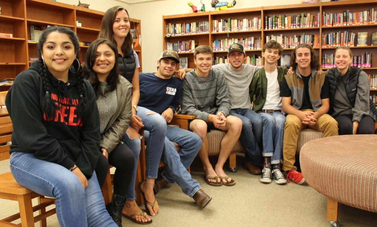 St. Helena High School Class of 2017