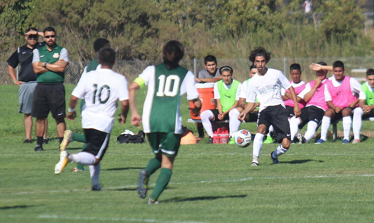 Napa Valley College men's soccer team
