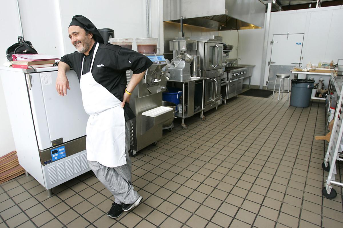 Chef Stefano Masanti