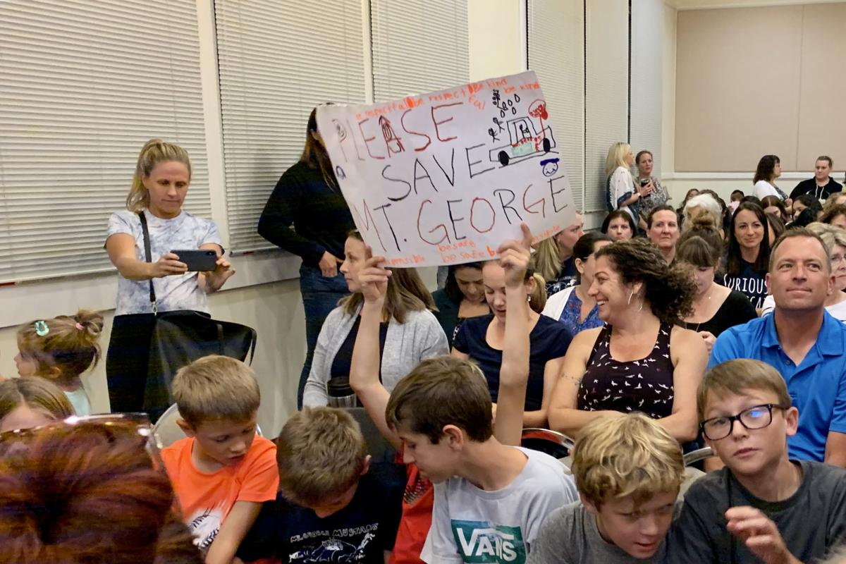 Napa school board votes to close Mt. George, Yountville schools