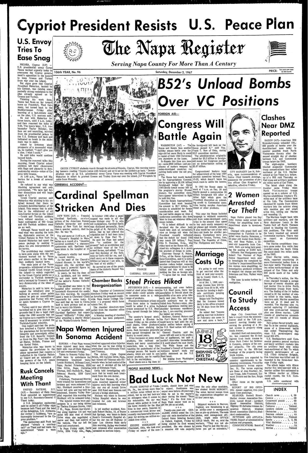 Dec. 2, 1967