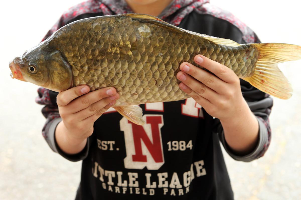 George Carl Kids Fishing Derby