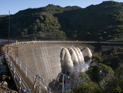 Milliken Dam