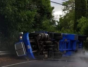Redwood Road crash 5/17/19