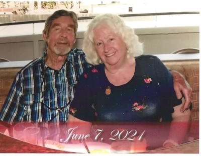 George and Brenda Lewis celebrate 60th anniversary