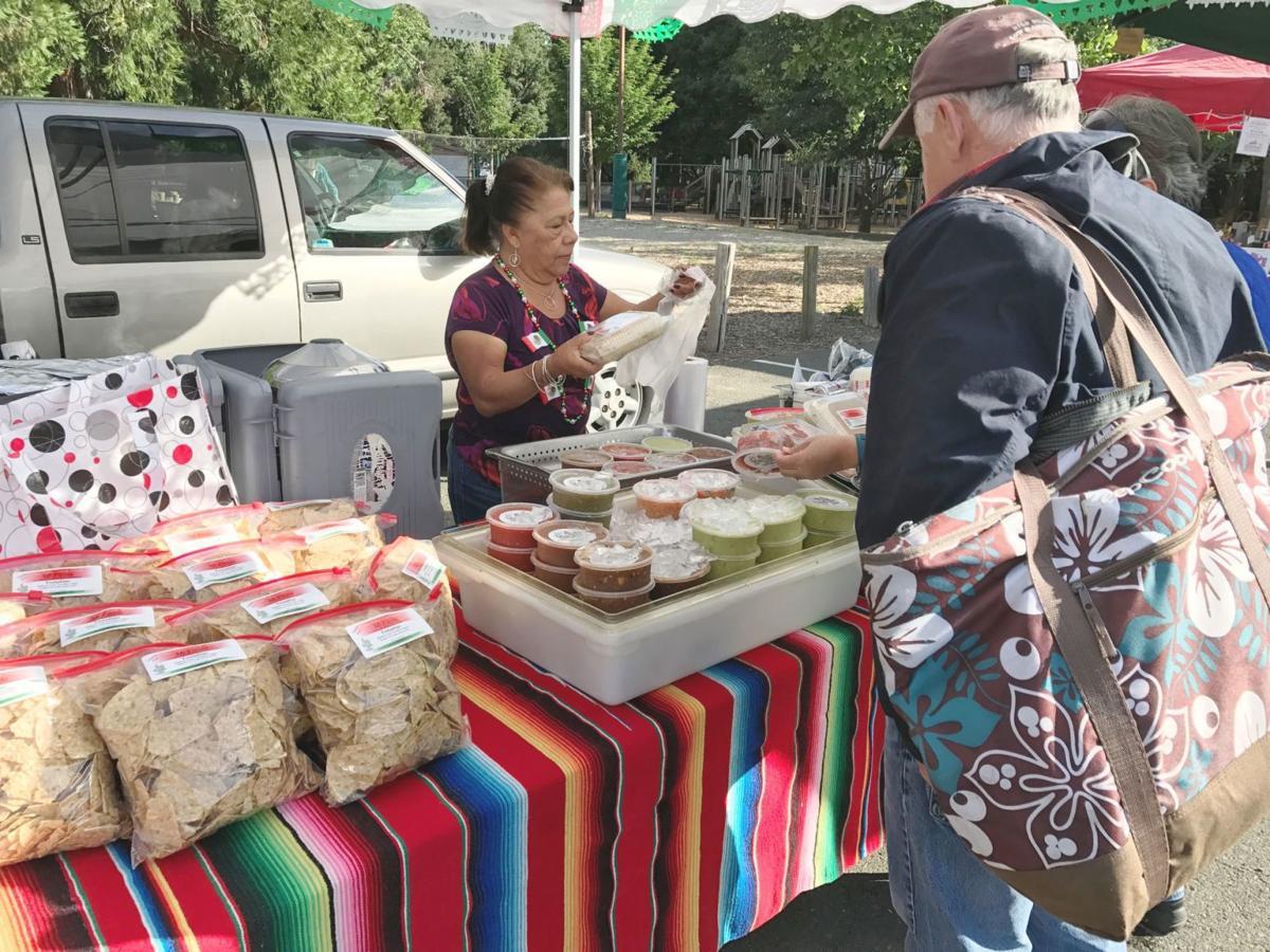Yolanda Tirrafria of Mi Fiesta Catering