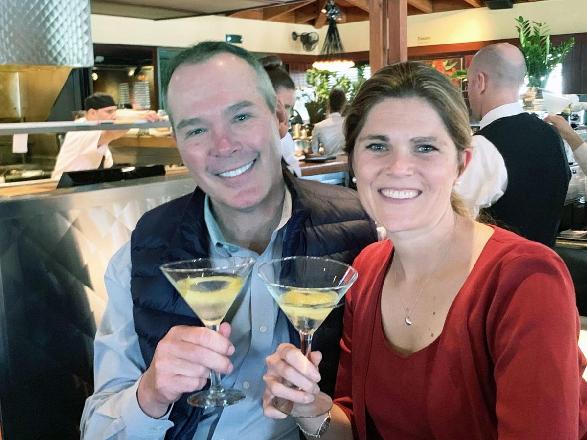 Cocktails in wine country - Looking for a change