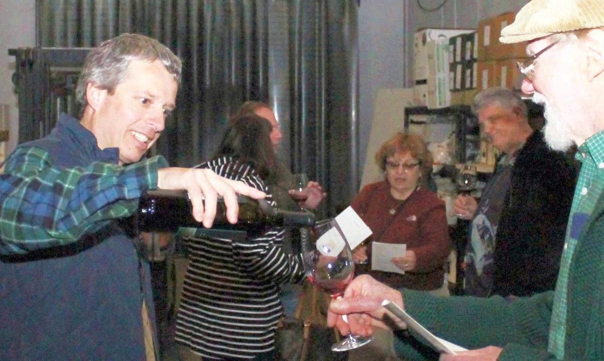 Benessere Vineyards' Matt Reid