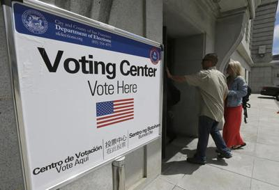 California saw surge in registration, but not in voting