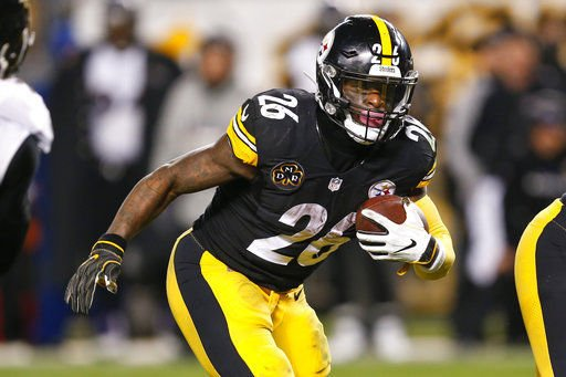Business plan: Bell ready to carry heavy load for Steelers