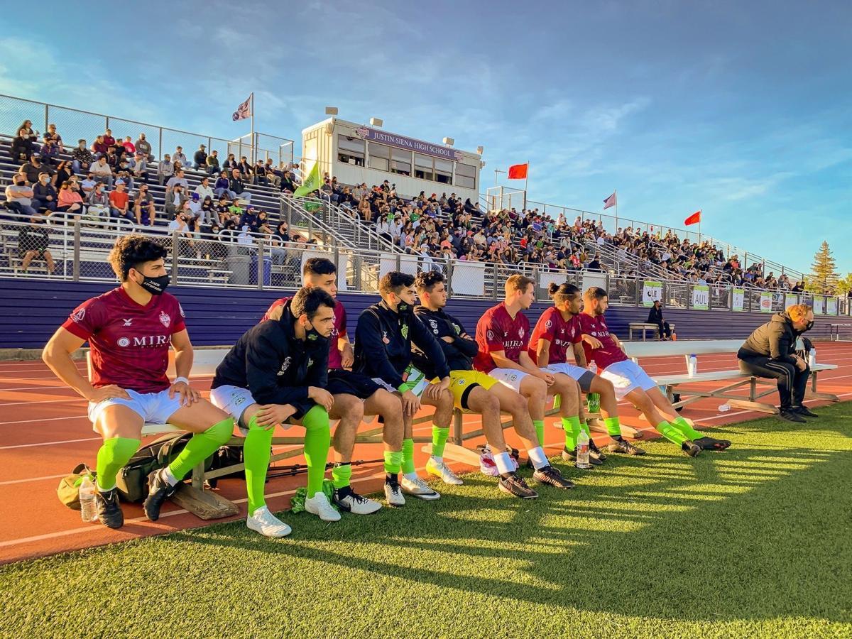Napa Valley 1839 FC fans