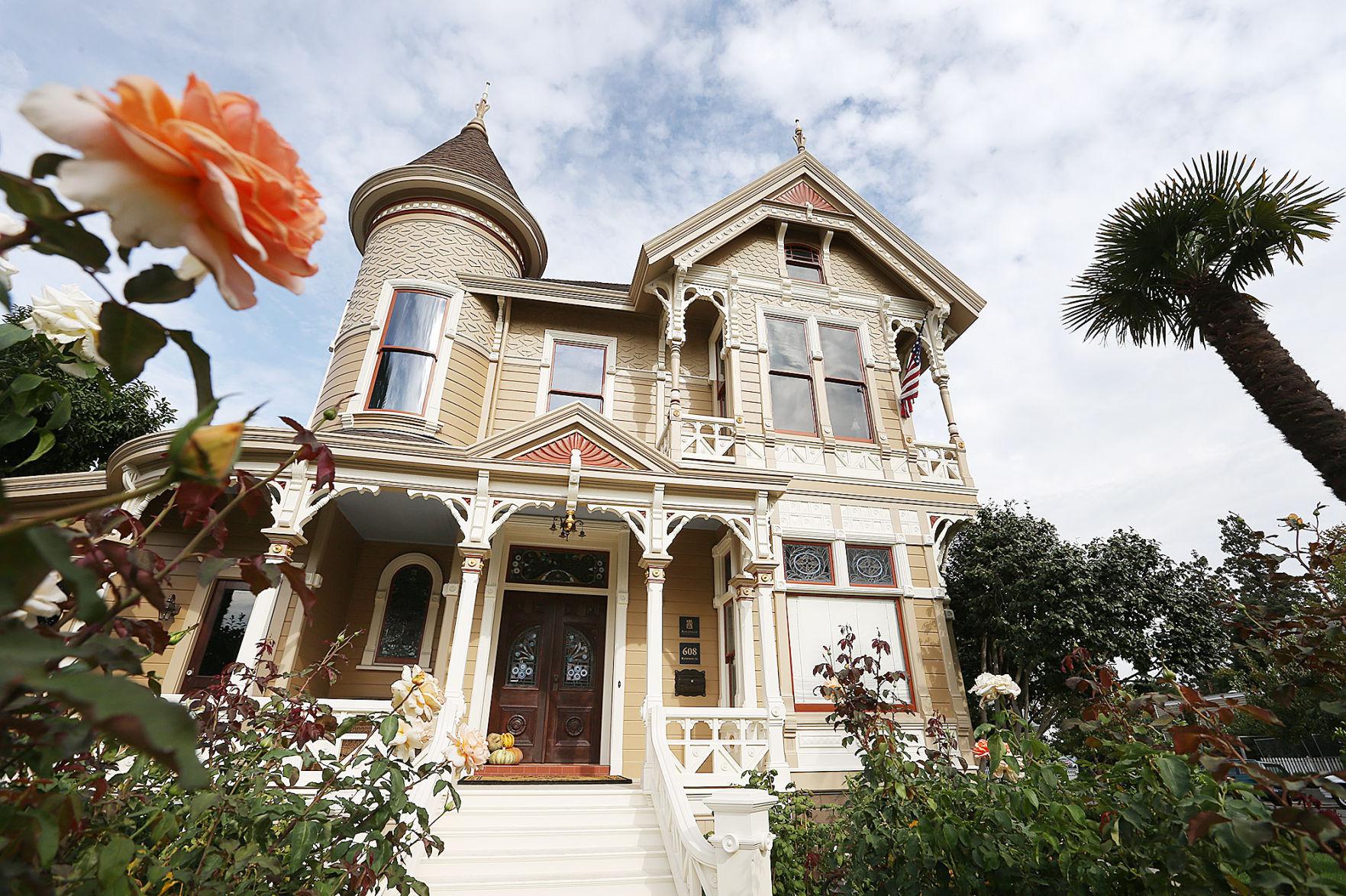Attractive Ackerman House