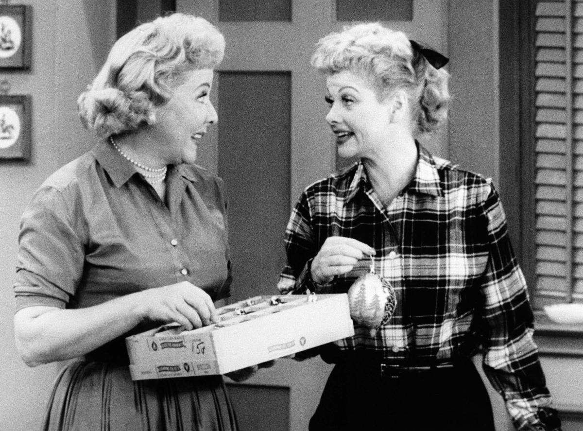 I Love Lucy Special