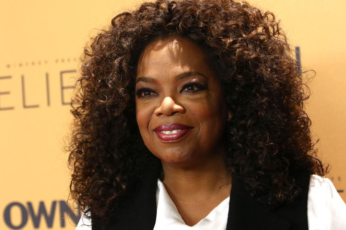 Photos Oprah Winfrey Through The Years Entertainment  # Pose Television En Bois Pro
