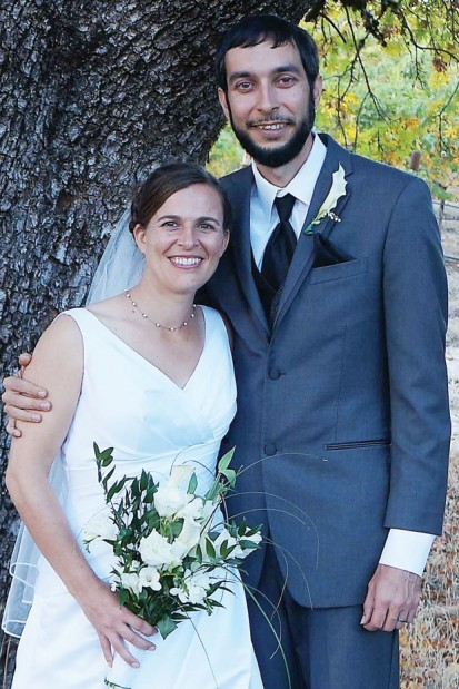 Rebecca Carlton and Austin Dice
