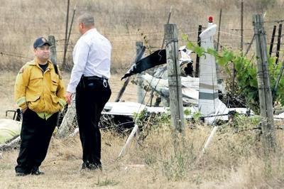 Plane crash in American Canyon