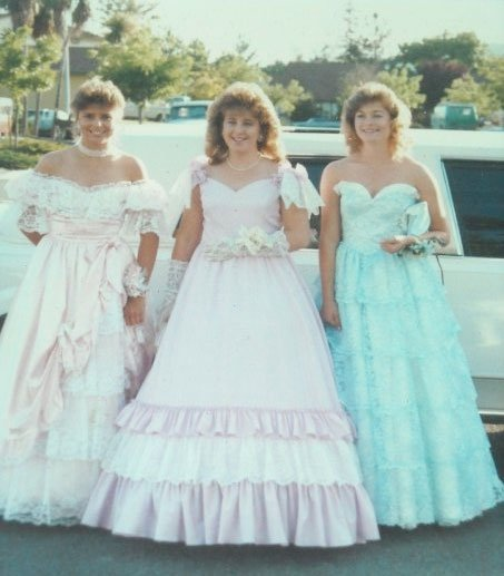 1986 Vintage High School Prom | | napavalleyregister.