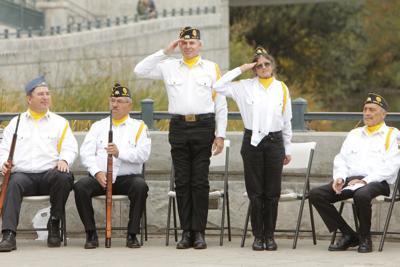 Veterans Day ceremonies in Napa County