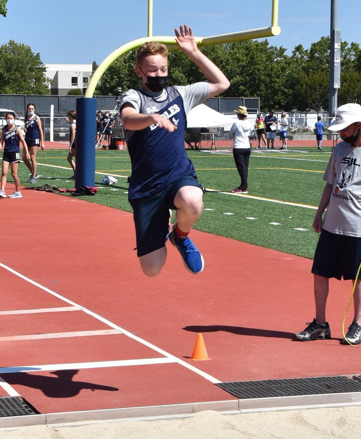 St. John's Lutheran School Youth Track and Field Invitational