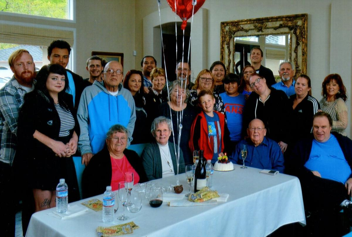 Tracys celebrate 70 years of marriage