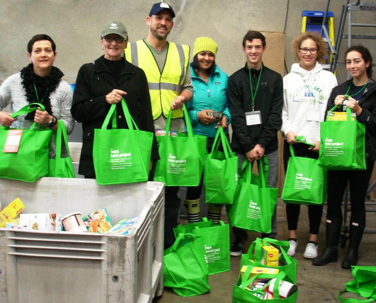 Napa Valley CanDo volunteers