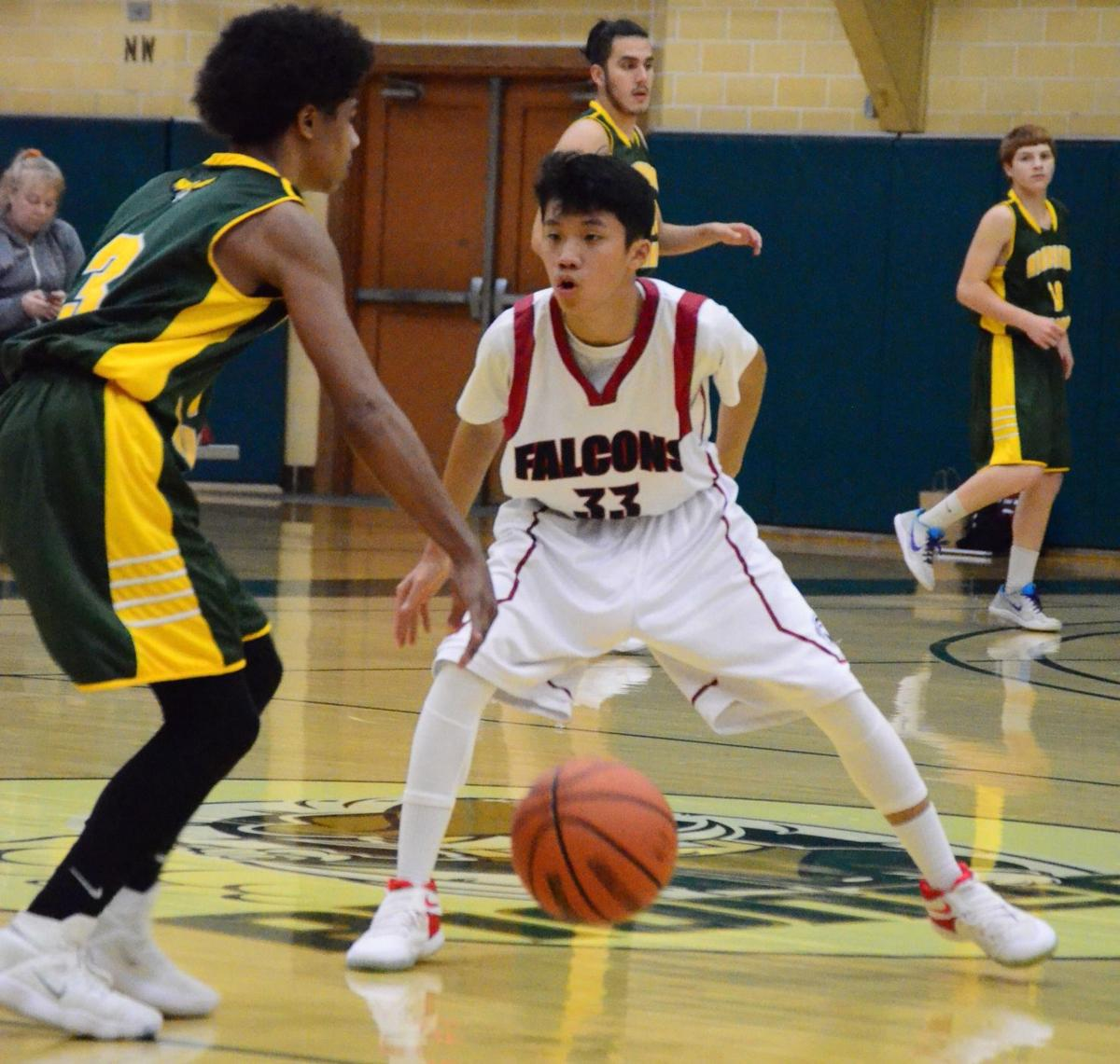 PUC Prep Boys Basketball